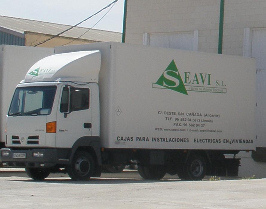 Distribuidores Seavi - Distribuidores de productos
