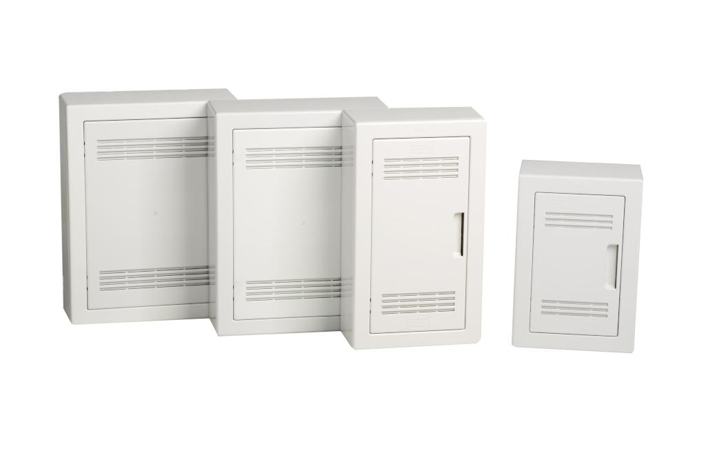 Envolventes para superficie - cajas superficie Seavi