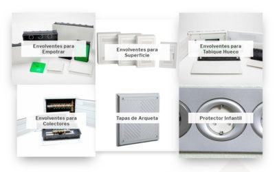 Nueva web para el catálogo de productos Seavi