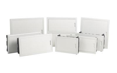 Nueva puerta para cajas de distribución